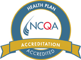 NCQA New Health Plan Accreditation Seal